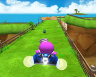 Bomb it kart racer Bomberman j�t�kok